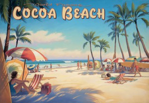 Image result for cocoa beach florida