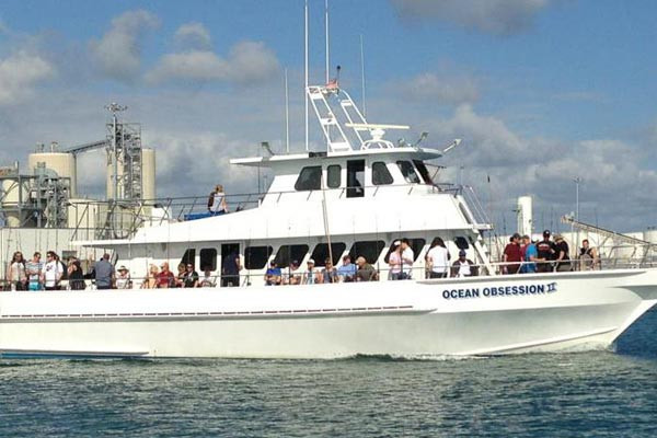 Obsession fishing charters cocoa beach for Obsession fishing charters