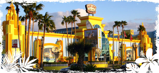 Cocoa Beach Area Attractions