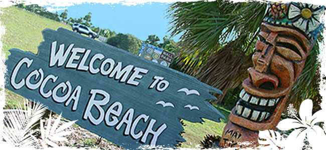 Directions to Cocoa Beach, Florida
