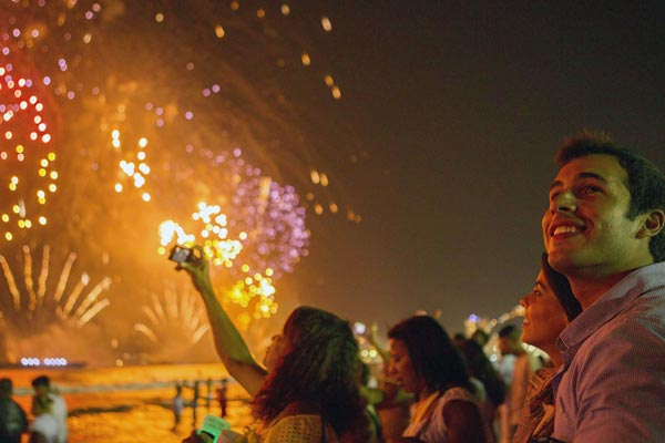 Top Florida Beaches to watch 4th of July Fireworks